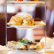 Afternoon Tea for 1 Voucher