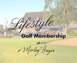 Flexible Seasonal Lifestyle Golf Membership