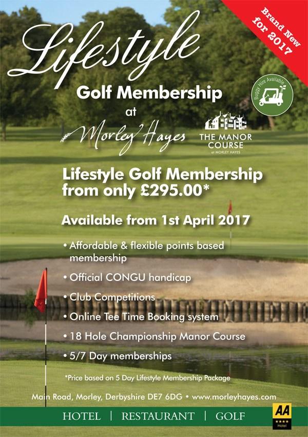 Lifestyle Membership