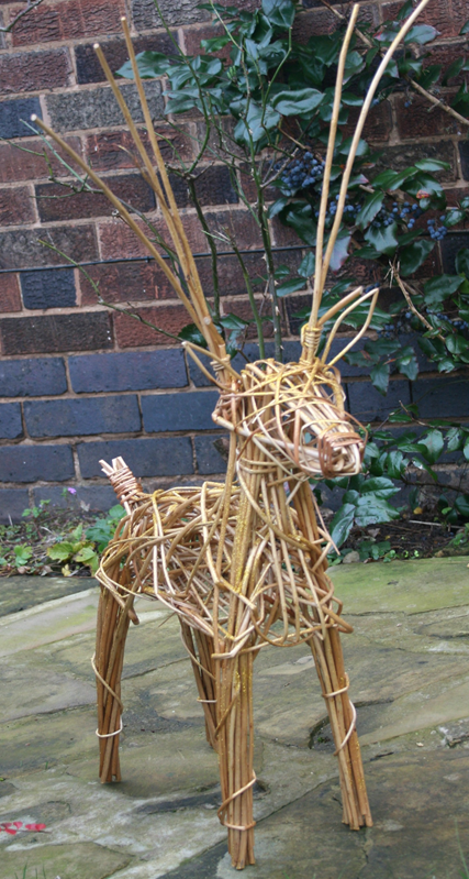 Morley Hayes Willow Weaving Course Derby Derbyshire